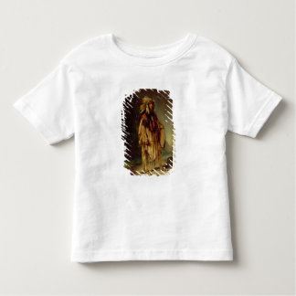 A North American Indian in an Extensive Landscape, T-shirts