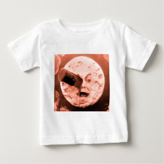 A Trip to the Moon (Sepia Rose) T Shirts