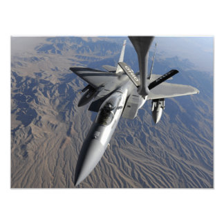 A US Air Force F-15 Eagle Photographic Print