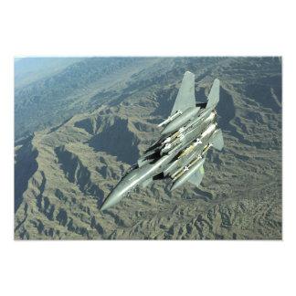 A US Air Force  F-15E Strike Eagle Photographic Print