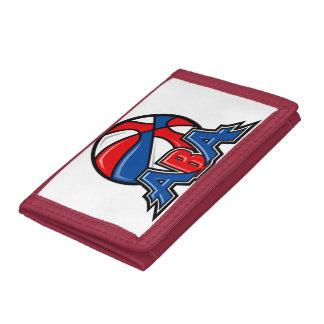 ABA Trifold Nylon wallet
