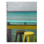 ABC Islands, BONAIRE, Kralendijk: Ocean View Notebook