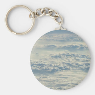 Above The Clouds custom key chain