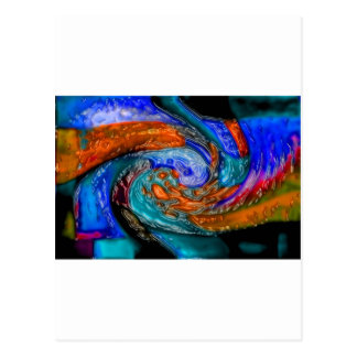 Abstract art painting posters cards t-shirts gifts postcard