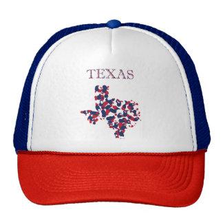 Abstract art Texas Pride Cap