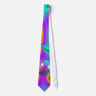 Abstract bubble Tie