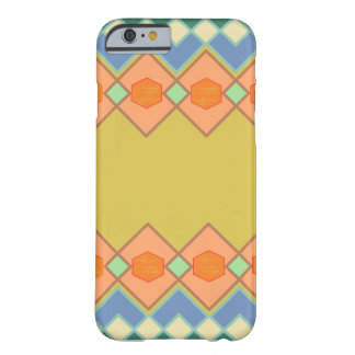 Abstract Colourful iPhone 6 Cover/Skin Barely There iPhone 6 Case