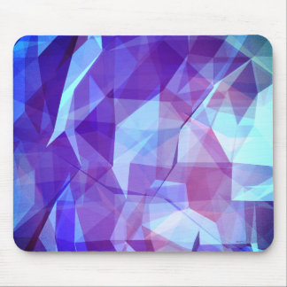 Abstract Geometric Design Mouse Pad