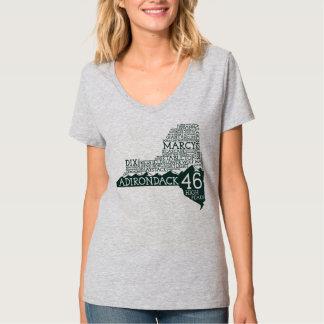 Adirondack High Peak V-Neck T-Shirt