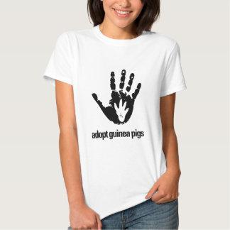 Adopt Guinea Pigs - Guinea Pig Today Tshirt