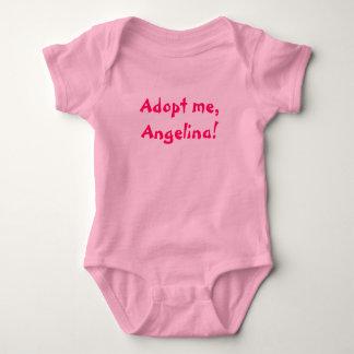 Adopt me, Angelina! Tshirts