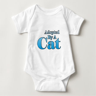 Adopted by a Cat Tshirt