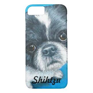"""Adorable Dog Breed """"Shihtzu"""" iPhone 7 CASE"""
