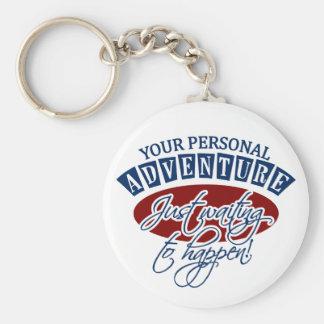 ADVENTURE key chain