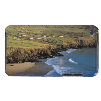 aerial view of waves washing up against a iPod touch cases