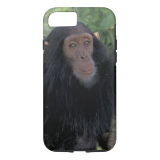 Africa, East Africa, Tanzania, Gombe NP Infant iPhone 7 Case
