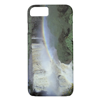Africa, Ethiopia, Blue Nile River, Cataract. 2 iPhone 7 Case