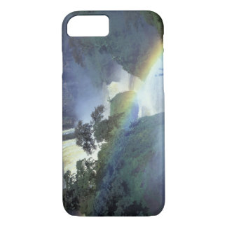 Africa, Ethiopia, Blue Nile River, Cataract. iPhone 7 Case