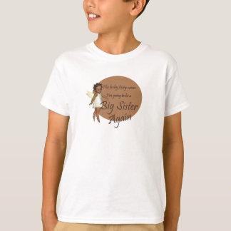 African American baby fairy big sister again Shirts
