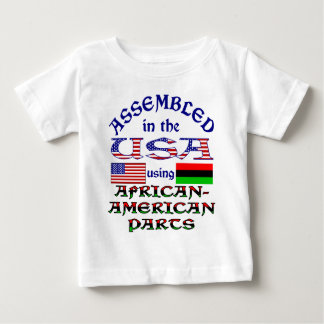 African American Parts Shirts