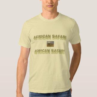 AFRICAN SAFARI TEES