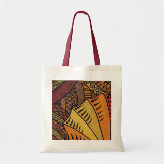 African Tribal Tote Budget Tote Bag