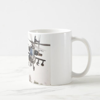 AH-64 Apache Basic White Mug