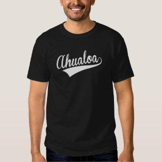 Ahualoa, Retro, Tshirts