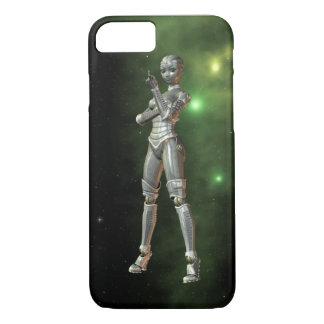 aikobot & stars iPhone 7 case
