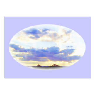 AIR Element Skyscape ATC Pack Of Chubby Business Cards