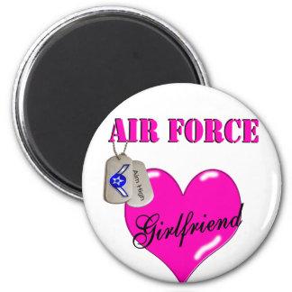 Air Force Girlfriend Magnet