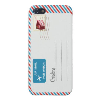 Air Mail iPhone 5 Case