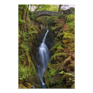 Aira Force, The Lake District Photo Print