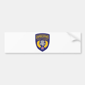 Airborne Troop Carrier Bumper Sticker