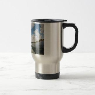 Airtime Wakeboarding Coffee Mug with Lid Travelmug