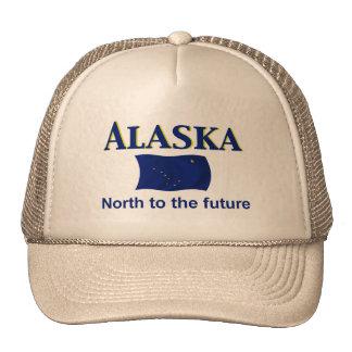 Alaska Motto Cap