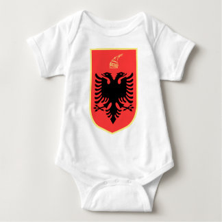 Albania Coat of Arms Tees
