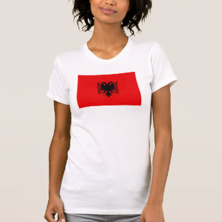 Albania Flag Tshirt