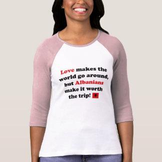 Albanian Love Tshirts