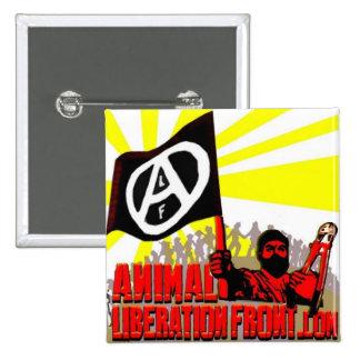 ALF.com 15 Cm Square Badge
