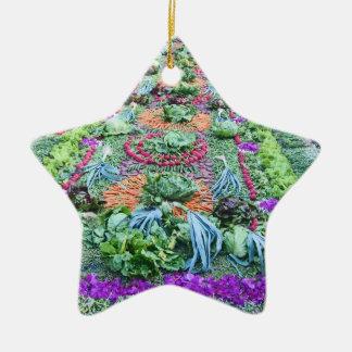 alfombra 16 ceramic star decoration