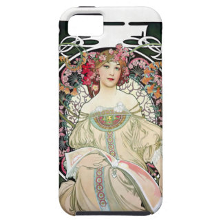 Alfons Mucha Reverie 1897 Case For The iPhone 5
