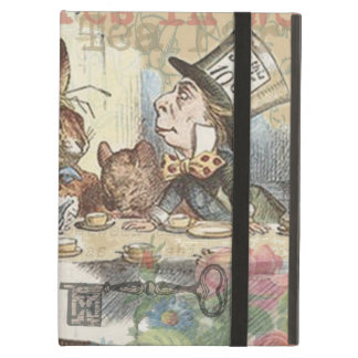 Alice in Wonderland Mad Tea Party Case For iPad Air