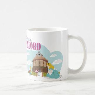 Alice's Oxford Mug