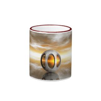 Alien Pod Ringer Mug