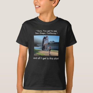 All I get is this shirt
