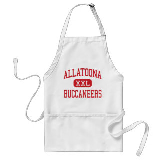 Allatoona - buccaneers - High - Acworth Georgia Standard Apron
