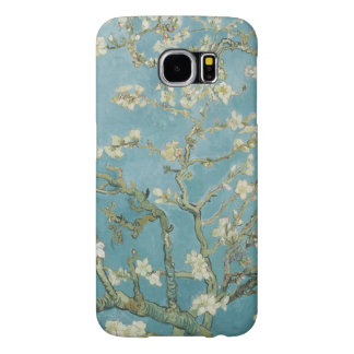 Almond tree in blossom by Vincent Van Gogh Samsung Galaxy S6 Cases