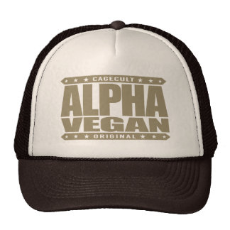 ALPHA VEGAN - Fruit You! All Veggie Haters, Gold Cap