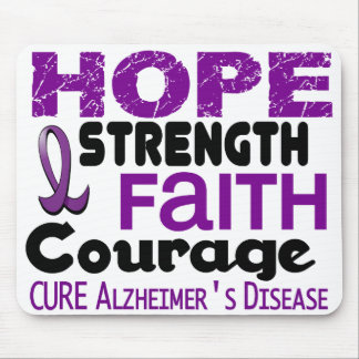 Alzheimer's Disease HOPE 3 Mouse Pad